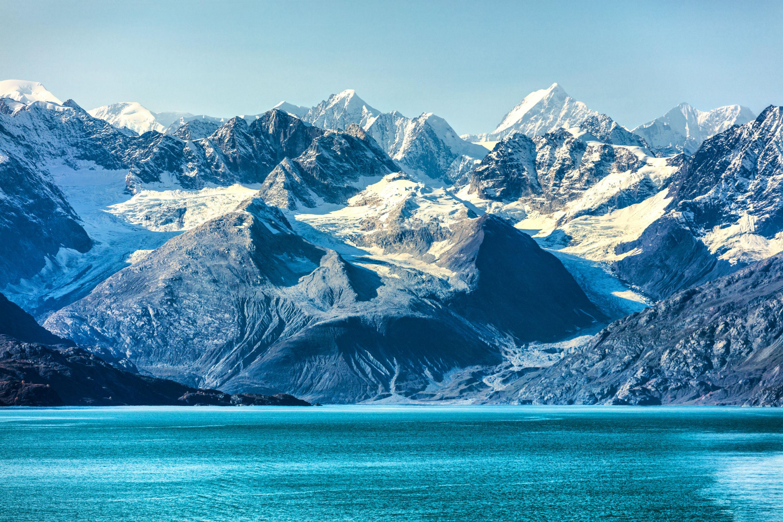 Glacier Bay Alaska Cruise view